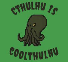 Cthulhu Is Coolthulhu One Piece - Short Sleeve