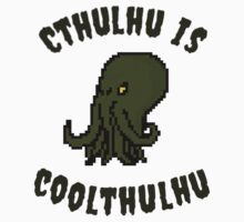 Cthulhu Is Coolthulhu One Piece - Long Sleeve