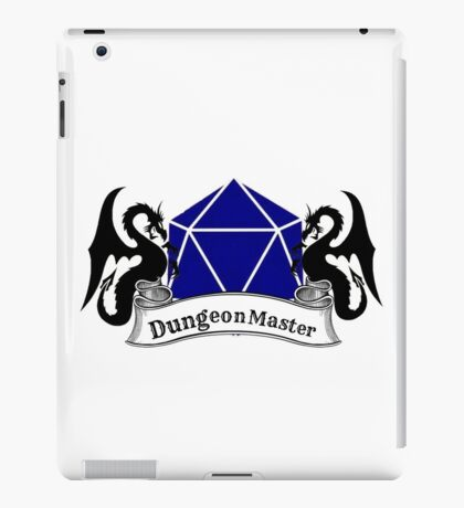 Dungeon Master Dungeons and Dragons iPad Case/Skin
