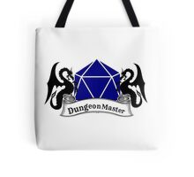 Dungeon Master Dungeons and Dragons Tote Bag
