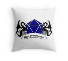 Dungeon Master Dungeons and Dragons Throw Pillow