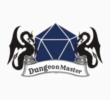 Dungeon Master Dungeons and Dragons by Sarah Ball (TheMaggotPie)