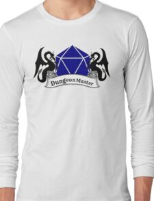 Dungeon Master Dungeons and Dragons Long Sleeve T-Shirt