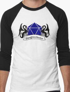 Dungeon Master Dungeons and Dragons Men's Baseball ¾ T-Shirt