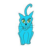 Smarty Cat has arrived by JimmyGlenn Greenway