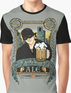 As You Wish Ale Graphic T-Shirt