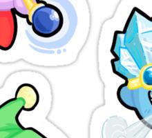 Kirb Stickers 2 Sticker