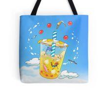 Summer Tea Tote Bag