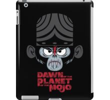 DAWN OF THE PLANET OF THE MOJO iPad Case/Skin