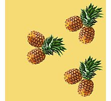 Pineapples  Photographic Print
