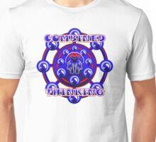 COMBINED THINKING Unisex T-Shirt