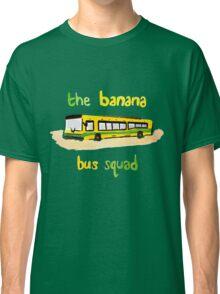 Banana Bus Squad Classic T-Shirt