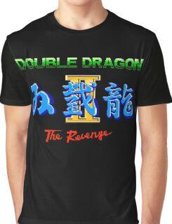 DOUBLE DRAGON II - NES CLASSIC Graphic T-Shirt