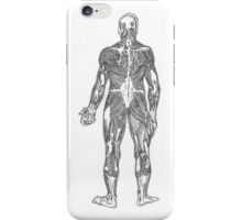 Muscle Man iPhone Case/Skin