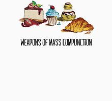 Weapons of mass compunction  Unisex T-Shirt