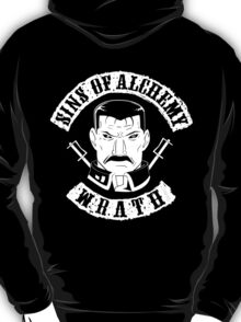 Sins of Alchemy - Wrath (Patch) T-Shirt