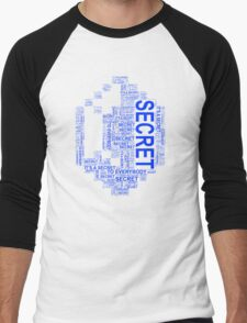 Secret rupees Men's Baseball ¾ T-Shirt