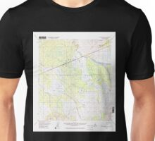 USGS TOPO Map Alaska AK Mount McKinley B-3 357881 1954 63360 Unisex T-Shirt