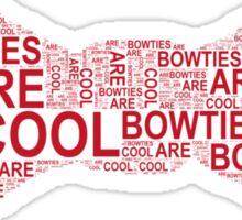 Bowties Sticker