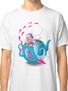 Teapot Mermaid Classic T-Shirt