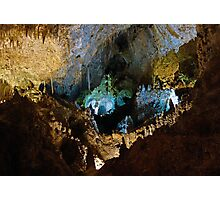Carlsbad Caverns Study 16  Photographic Print