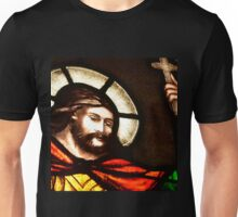 Jesus and cross Unisex T-Shirt