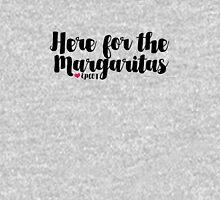 Here for the Margaritas (Plain) Unisex T-Shirt