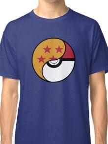 -GEEK- Pokemon X DBZ Classic T-Shirt