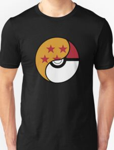 -GEEK- Pokemon X DBZ Unisex T-Shirt