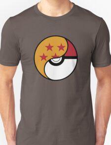 -GEEK- Pokemon X DBZ Unisex T-Shirt
