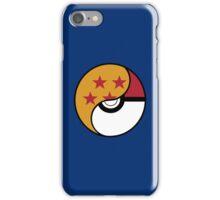 -GEEK- Pokemon X DBZ iPhone Case/Skin