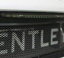 Bentley Continental GT3 Detail Sticker