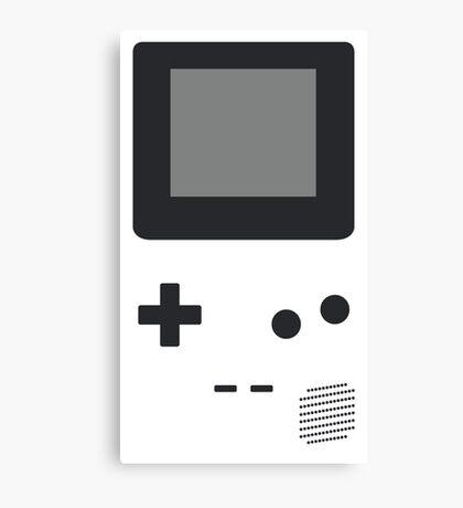 Im A Game Boy! Canvas Print