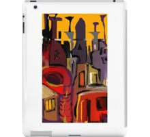 """Painting done in Photoshop with tablet and digital pen x Albruno."""" Copyright/ photo credit: Alejandro Silveira Bruno. iPad Case/Skin"""