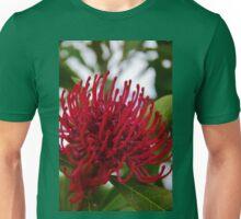 Waratah telopea 2   Unisex T-Shirt