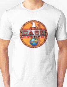 Vintage Case Tractor Eagle sign Unisex T-Shirt