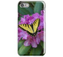 Butterfly on Laurel iPhone case iPhone Case/Skin