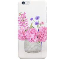 Summer bouquet iPhone Case/Skin