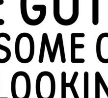 Cool Oscar Wilde Quote Stars Art Inspirational Sticker