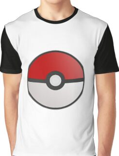 Pokemon Pokeball Graphic T-Shirt