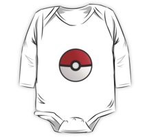 Pokemon Pokeball One Piece - Long Sleeve