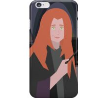 Lily Minimalist iPhone Case/Skin