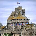 The St.Malo Wall.. ( 7 ) by cullodenmist