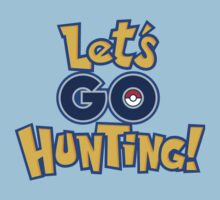 Let's Go Hunting! Baby Tee
