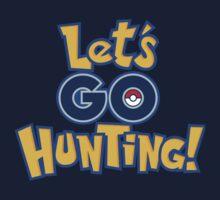 Let's Go Hunting! Kids Tee