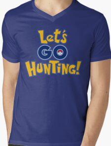 Let's Go Hunting! Mens V-Neck T-Shirt