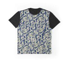 blue baroque Graphic T-Shirt