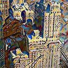 New York Art Deco by RDRiccoboni