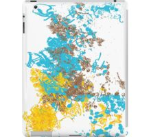 Abstract Retro Pattern 1 iPad Case/Skin