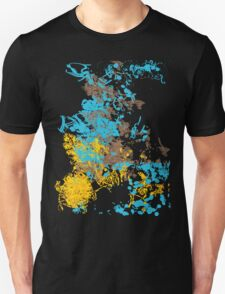 Abstract Retro Pattern 1 T-Shirt